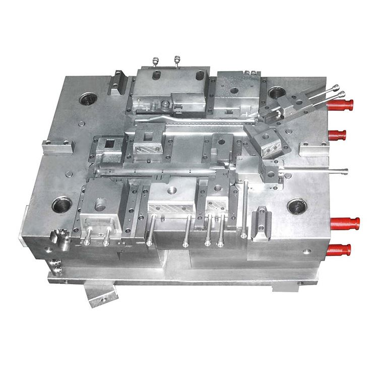 Professional OEM/ODM PVC Plastic Injection Mold and Metal Mold Maker for Auto Connector