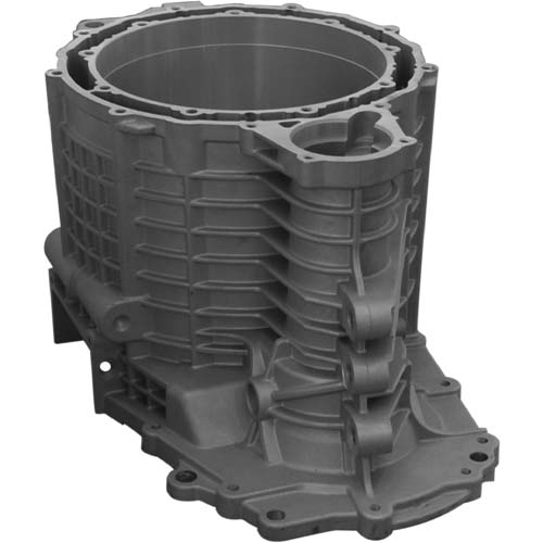 Motor&Gearbox&Axle-Shaft Die Casting Housing
