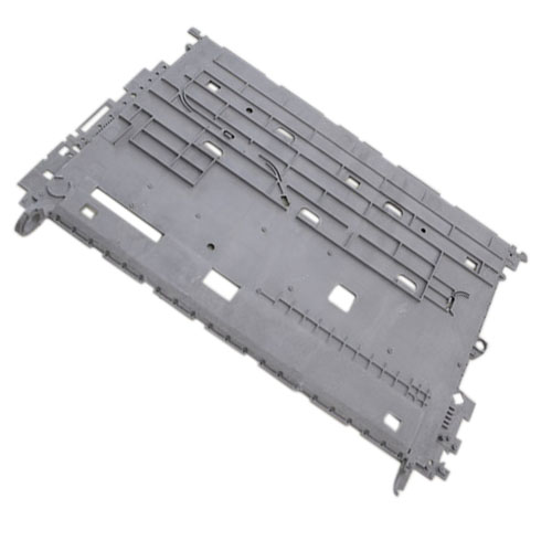 Aluminum die casting shield bracket of computer